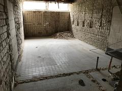 Duschraum zu Beginn©Jan Karsch