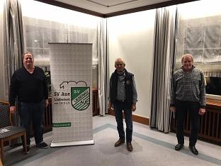 Heiko Wolff, Lothar Guth und Horst Nietfeld