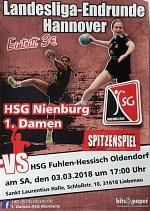 Endspiel gegen HO-Handball