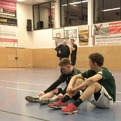 Handball: 1. Herren: HSG Nienburg II - VfB Fallersleben 28:27 (11:11)