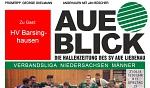 Hallenzeitung HV Barsinghausen