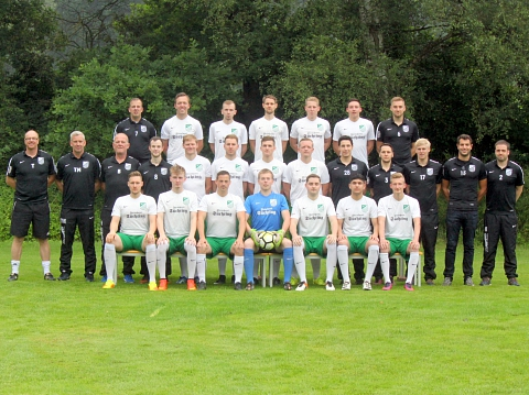 I. Herren Fußball Saison 2017/2018
