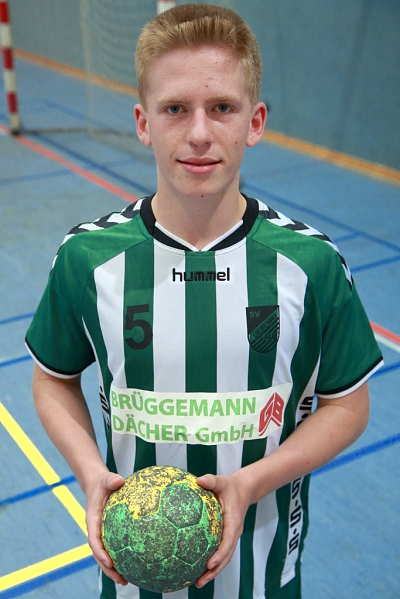 Handball: 1. Herren: Eintracht Hildesheim II - HSG Nienburg II 31:25 (15:13)