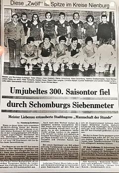 SV Aue Liebenau - VfL Stadthagen©SV Aue Liebenau