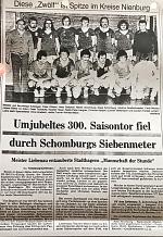 SV Aue Liebenau - VfL Stadthagen