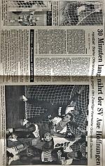 Jubiläumsspiel 75 Jahre SV Aue Liebenau