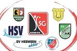 Behutsame Annäherung: Der SV Aue wird sanft in die HSG Nienburg übergehen...